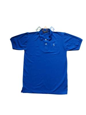 Áo phông xanh công nhân