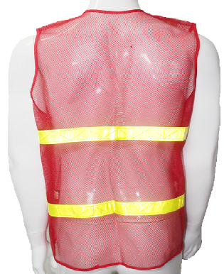 áo lưới phản quang lffd 04