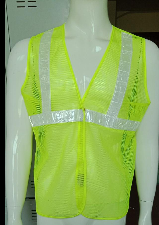 áo lưới phản quang lffd 06