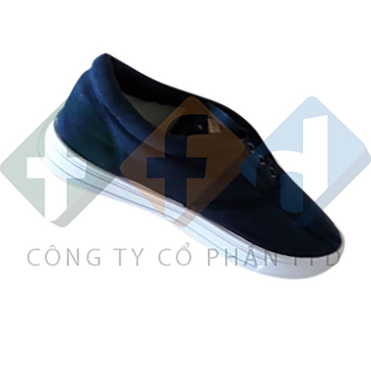 giày vải xp dây buộc