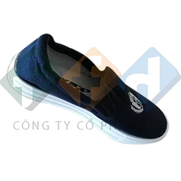 giày vải xp giầy lười