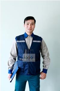áo ghi lê phản quang gffd 06