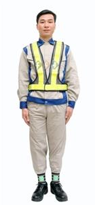 áo lưới phản quang lffd 08