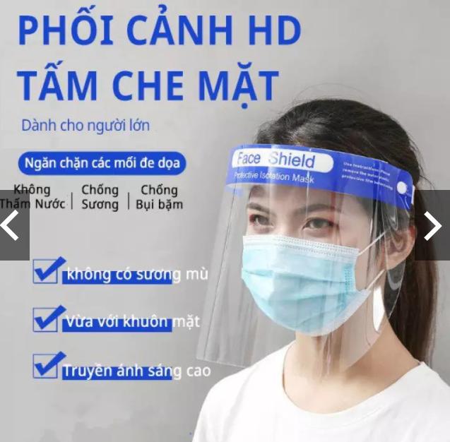 Tấm Chắn Giọt Bắn Face Shield