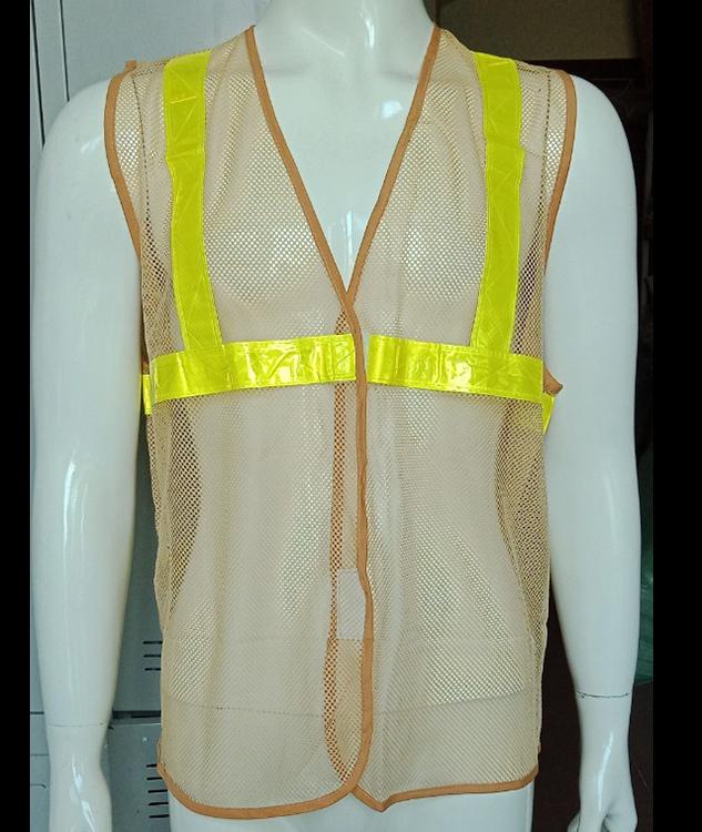 áo lưới phản quang lffd 07