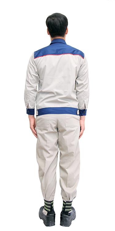 áo kaki liên doanh ffd 17