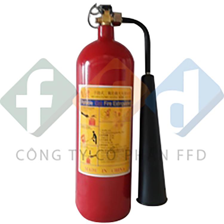 bình chữa cháy khí mt3
