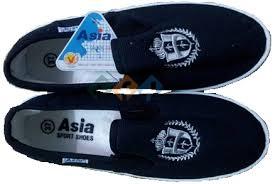 Giày vải ASIA lười