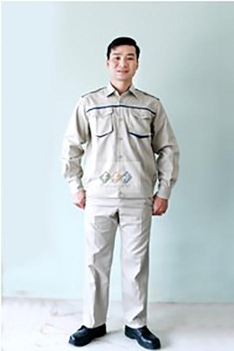 quần áo pangrim ffd 06 ( áo 2 túi hộp)